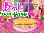 バービー料理ゲーム