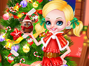 Play Barbie And Ken Xmas Babies