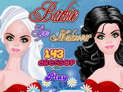 Play Barbie At Spa