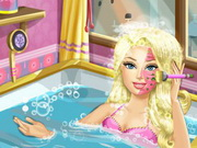 Play Barbie Ball Spa Ritual