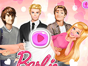 Play Barbie Be My Valentine