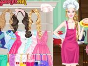 Play Barbie Chef Princess