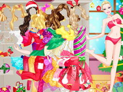 Play Barbie Christmas Princess