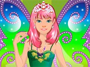 Play Barbie Fairy Beauty