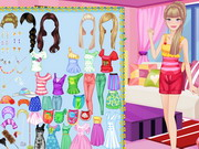 Play Barbie Fashion Cleaner