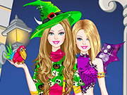 Play Barbie Halloween Princess