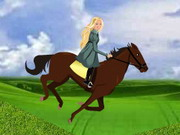 Play Barbie Horse Ride