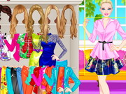 Play Barbie Job Interview Dressup