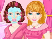 Play Barbie Look- Alike Makeover