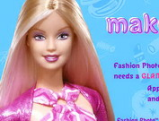 Play Barbie Makeover