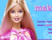 Play Barbie Makeover