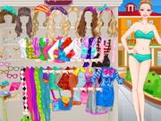 Play Barbie Nerdy Princess Dess Up