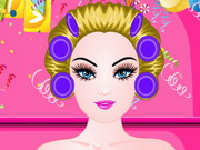 Play Barbie New Year Surprise Makeover