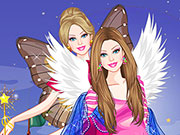 Play Barbie Night Fairy