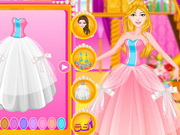 Play Barbie Party Dress Design