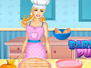 Barbie Perfect Pumkin Pie
