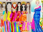 Play Barbie Persian Princess Dress Up