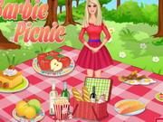 Play Barbie Picnic