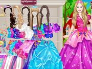 Play Barbie Princess Charm School