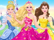 Play Barbie Princess Disney