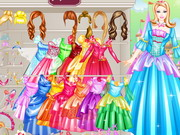 Play Barbie Princess Dresses