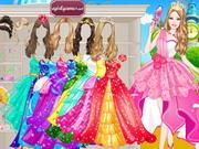 Play Barbie Prom Princess Dress Up