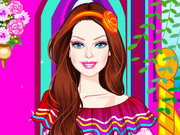 Play Barbie's First Date Dress Up