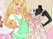 Play Barbie's Maternity Design Studio