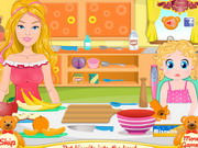 Play Barbie's Perfect Baby