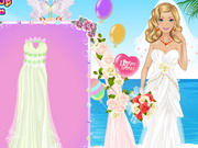 Play Barbie's Personalized Wedding