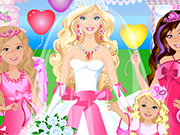 Play Barbie's Wedding Party