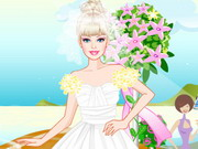 Play Barbie Seaside Wedding