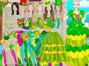 Play Barbie St Patrick Day Dressup