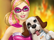 Play Barbie Superhero Pet Rescue 2