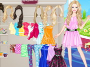 Play Barbie Tea Time
