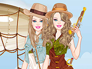Play Barbie Treasure Hunter Princess