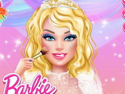 Play Barbie Wedding Makeup