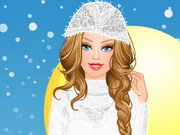 Play Barbie Winter Fashionista Dress Up