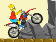 バートシンプソンズバイク