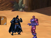 Batman Heroes Defence