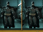 Play Batman - Spot The Difference