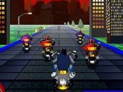 Play Batman Thrill On Wheels 3d