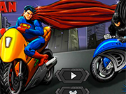 Play Batman Vs Superman Race