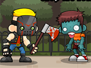 Play Beat The Zombie