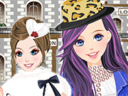 Play Bella and Sarah Luxury Life