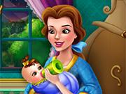 ベル赤ちゃんの授乳