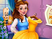 Play Belle's Magical Closet