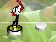 Play Ben 10 Alien Hockey