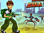 Play Ben 10 Aliens Kill Zone
