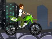 ベン10バイク挑戦